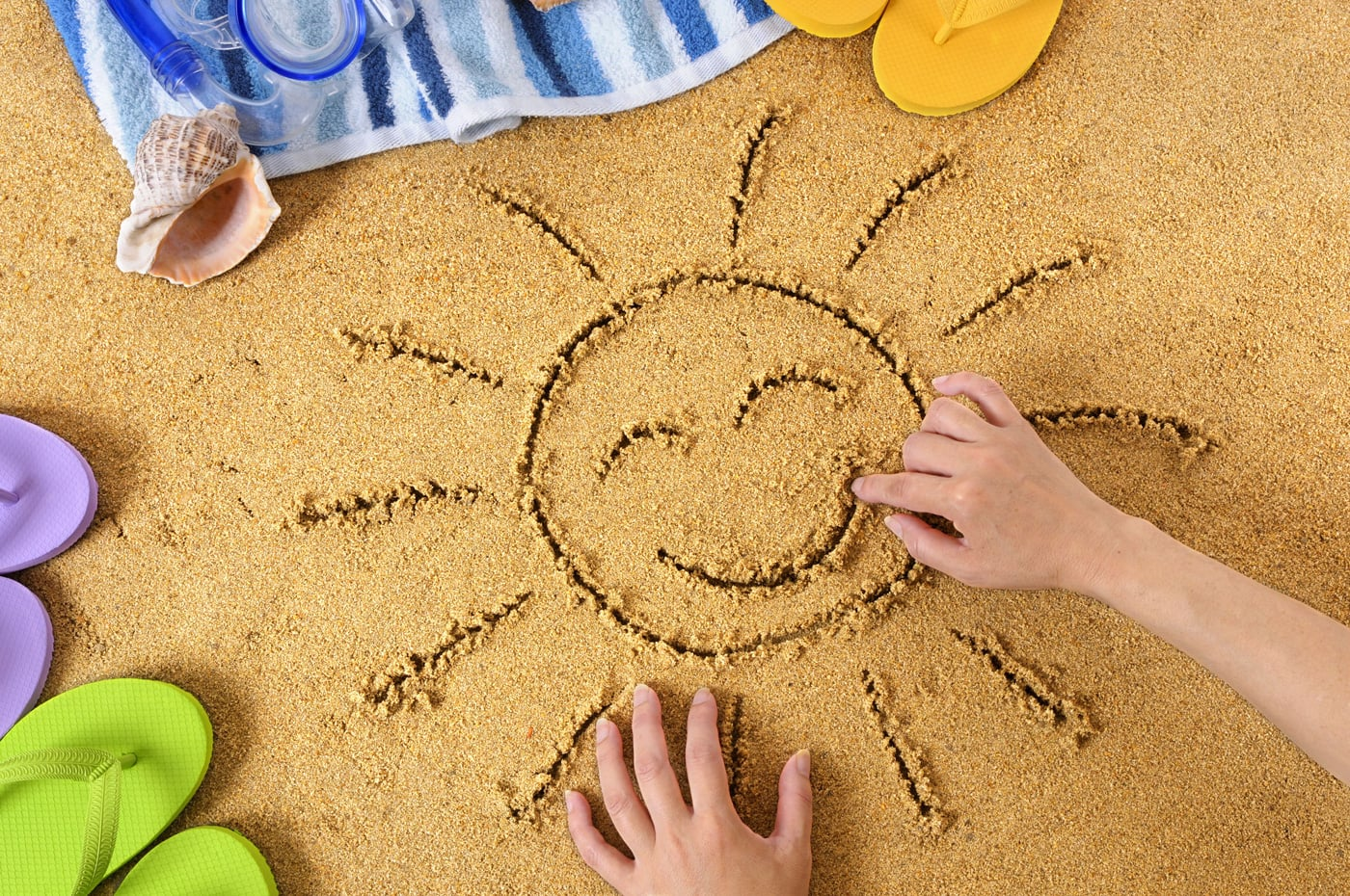 How to make the most of your summer holidays as a teacher