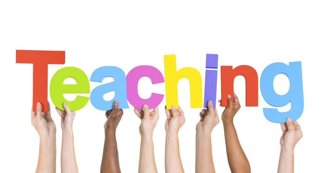 team teach training