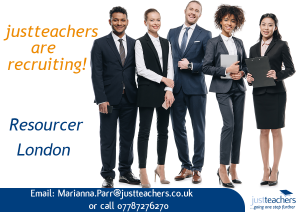 JT resourcer London Recruiting Banner x