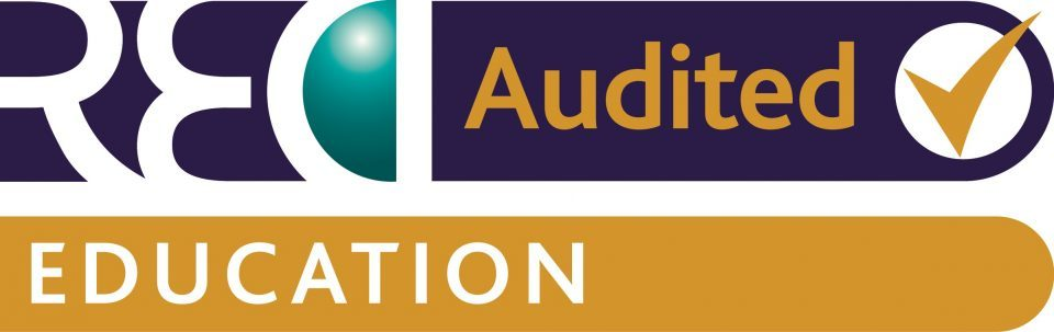 REC Audited Education Logo  e