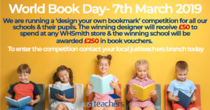 World book day competition final SM x