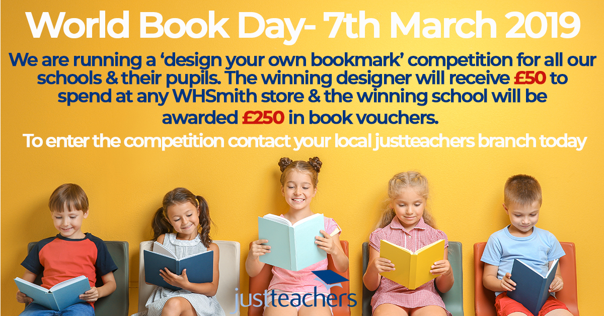 World book day competition final SM