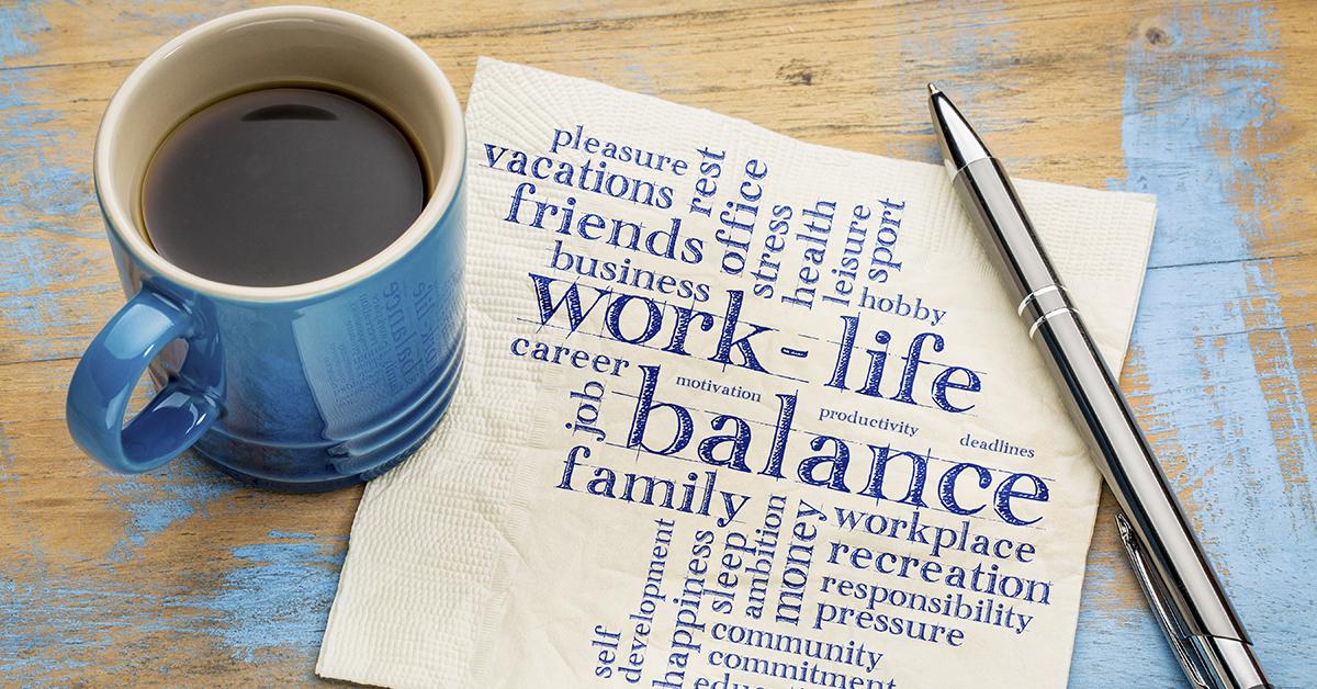 Work lifebalance SM