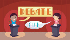 Debate Club x