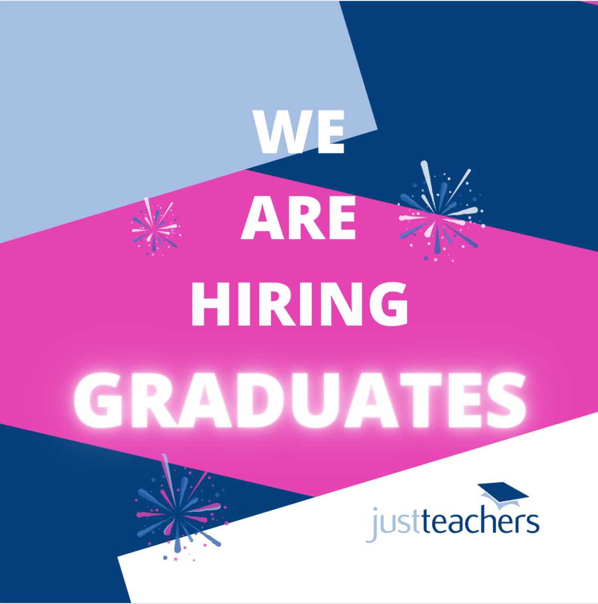 Excited to be recruiting Graduates across all offices